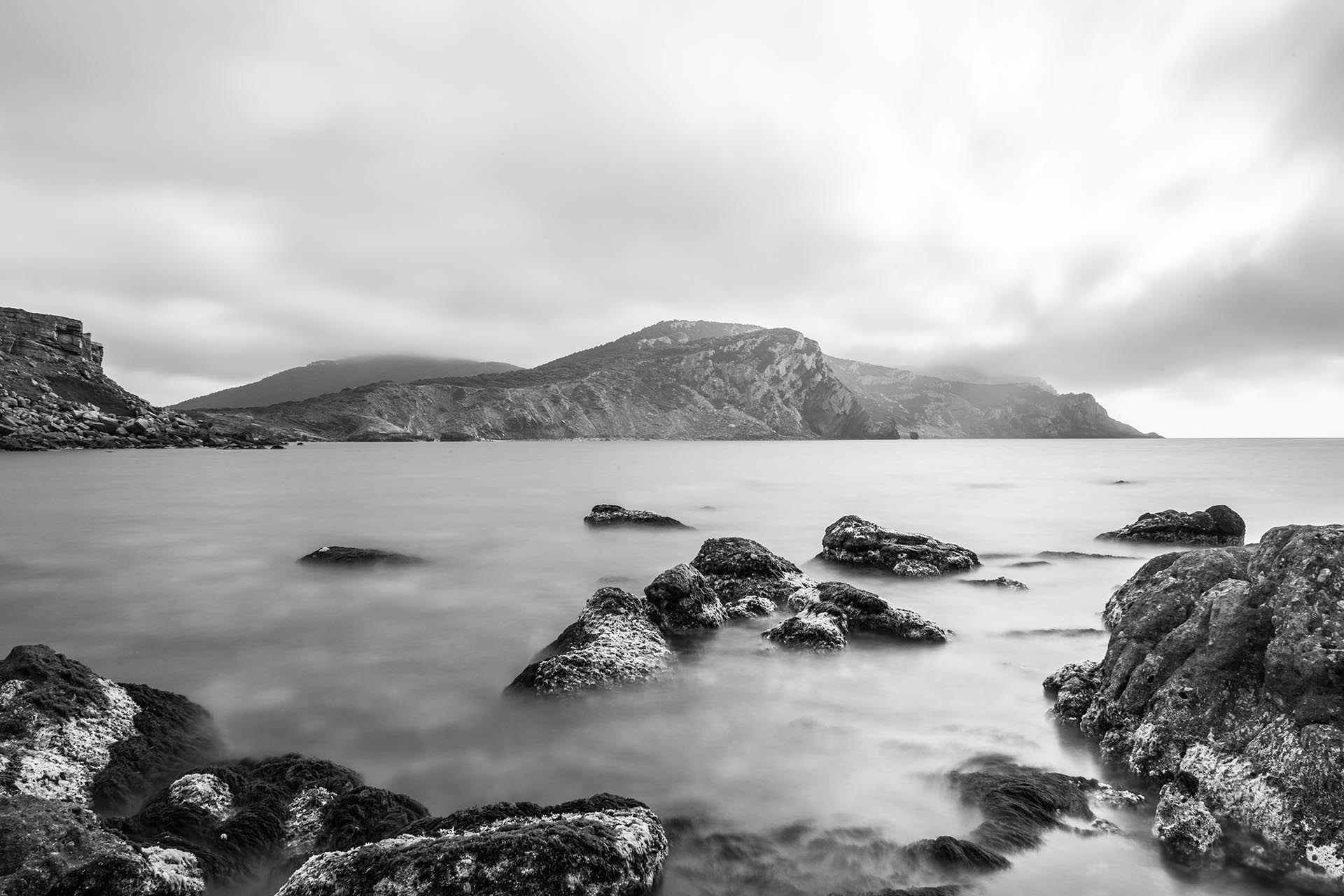 Black and white landscapes 01