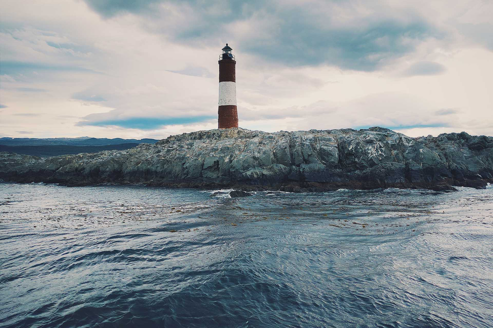 Becoming a lighthouse